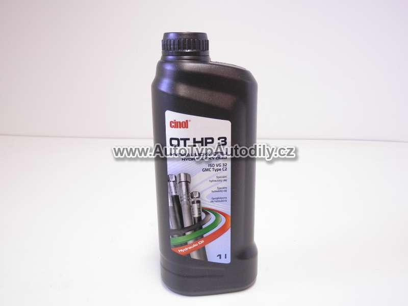 www.autotypautodily.cz Olej hydraulický OT HP3 1 L CINOL