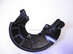 Zvětšit fotografii - Plech krycí přední kotoučové brzdy levý Škoda Fabia/Fabia2 orig.: 6R0615311A