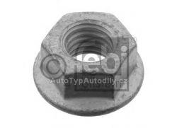 Zvětšit fotografii - Matice M10 s nákružkem čepu ramene Škoda OCTAVIA2: N10332001