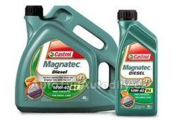 Olej motorový 10W-40 Magnatec DIESEL B4 CASTROL 1L: CAS128