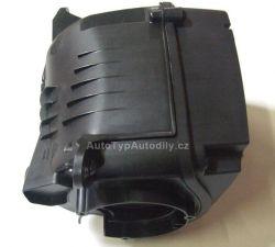 Filtr vzduchu Oct. II 1,6-2,0 BGU, BSE, BSF (komplet):1F0129607
