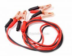 Kabely startovací 200 A 2,5m 100% měď ZIPPER BAG 01 112