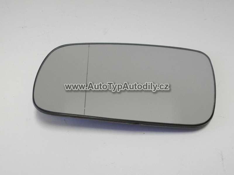 www.autotypautodily.cz Sklo zrcátka levé Škoda Fabia elektrické+vyhřívané CN : 6Y1-857521C DPA-CN