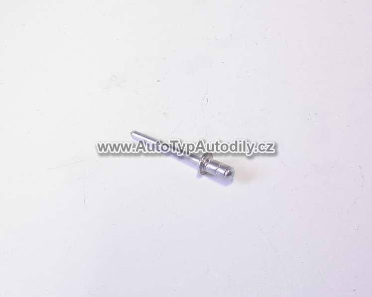 www.autotypautodily.cz Nýt s trnem A6,4x10 Fabia/Octavia2 N91078801 CZ