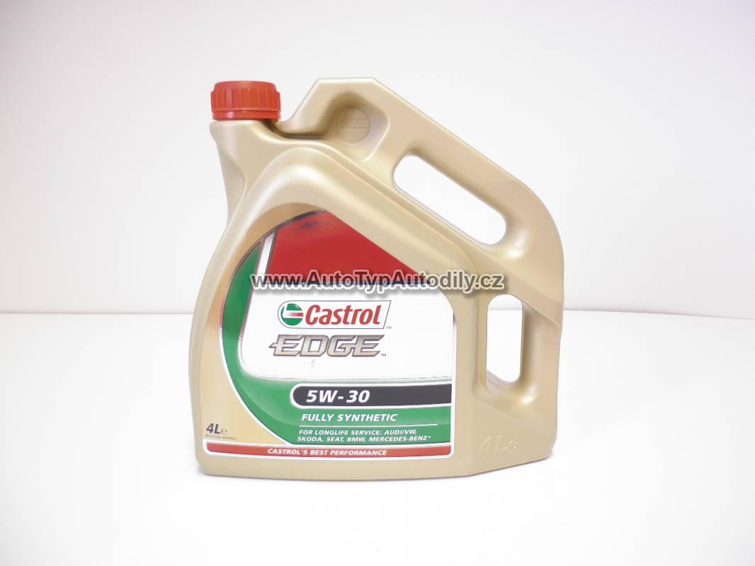 www.autotypautodily.cz Olej motorový 5W-30 CASTROL EDGE 504 00 - 1L