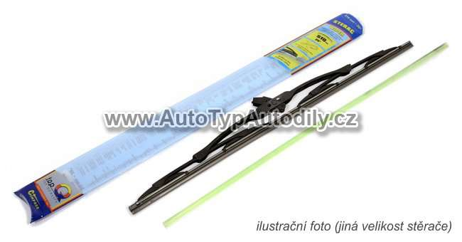 www.autotypautodily.cz Stěrač kovový TOP Q 710mm GRAFIT 10016 COMPASS