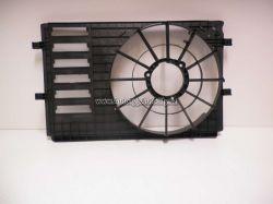 Zvětšit fotografii - Věnec ventilátoru-sahara Škoda Fabia II Roomster 1,2/1,6 CN:6R0121207