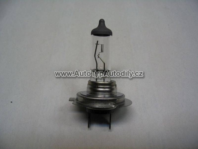 www.autotypautodily.cz Žárovka 24V H7 70W Lampa