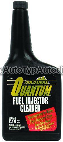 www.autotypautodily.cz Čistič vstřikovacích trysek BENZÍN - Quantum Fuel Injector Cleaner 360ml : 3031 GOLD EAGLE