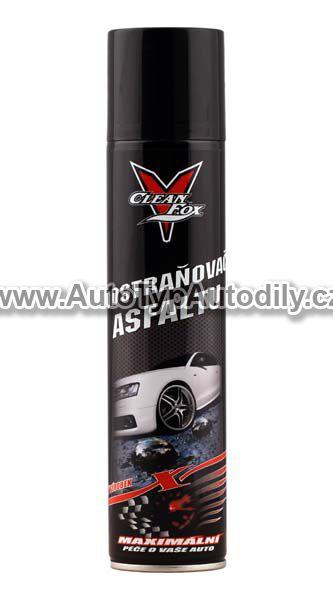 www.autotypautodily.cz Odstraňovač asfaltu CLEANFOX 300 ml