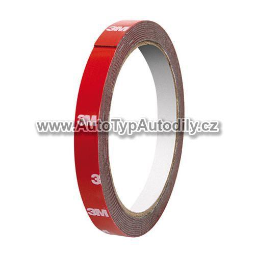www.autotypautodily.cz Páska oboustranná lepící 3M - 10mm x 5m