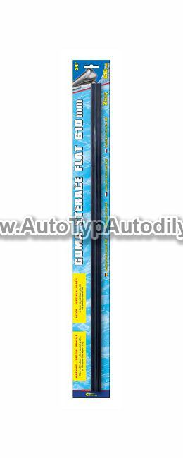 www.autotypautodily.cz Guma stěrače FLAT 610mm 2ks COMPASS