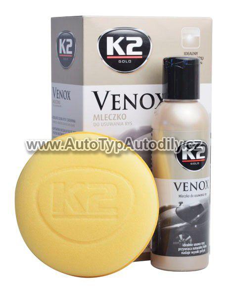 www.autotypautodily.cz K2 VENOX 180 ml - obnovení laku bez škrábanců 180ml K2 - PL