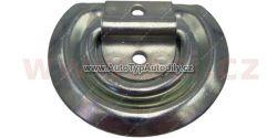 Kotevní miska s rovným bokem nezápustná (750kg)