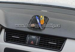 www.autotypautodily.cz Protiskluzová podložka SILICON GRANDE černá 06245 COMPASS