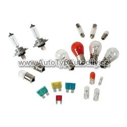 www.autotypautodily.cz Sada žárovek 2x H7 SUPER KIT Lampa - IT