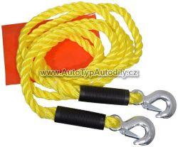 Tažné lano s háky 5000kg : 701233