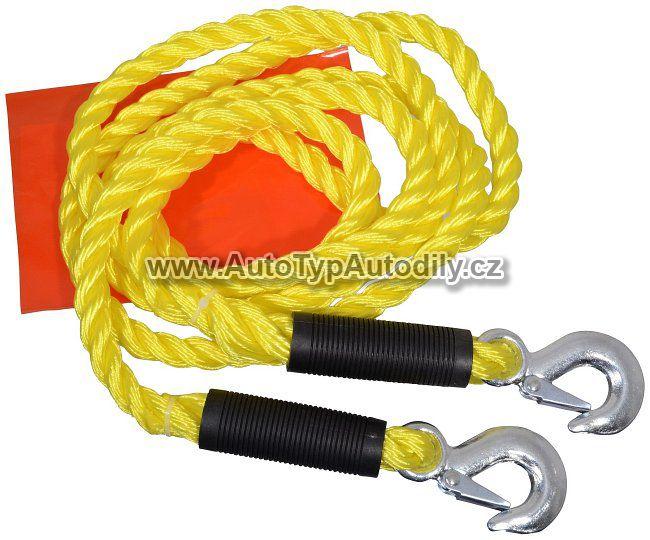 www.autotypautodily.cz Tažné lano s háky 5000kg : 701233
