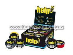 Zvětšit fotografii - Páska HELP - TAPE ŽLUTÁ 45mm x 5m