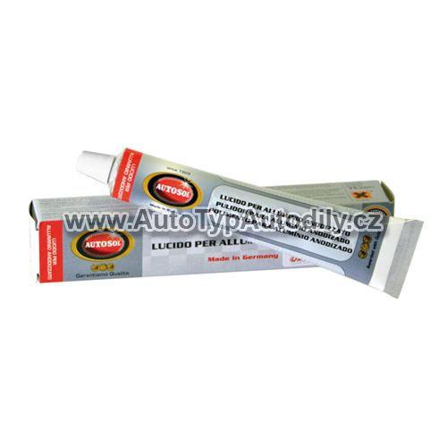 www.autotypautodily.cz Leštěnka pochromovaných plastů 75MLS tube AUTOSOL
