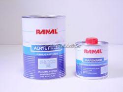 Zvětšit fotografii - Plnič RANAL S2000 1l šedý