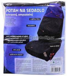 www.autotypautodily.cz Potah ochranný na přední sedadlo omyvatelný COMPASS