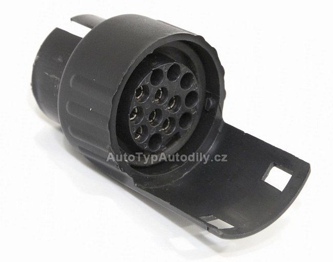 www.autotypautodily.cz Redukce zásuvky tažného zařízeni z 7 na 13 pólů 07441 COMPASS