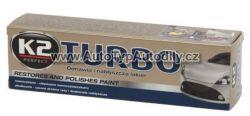 Zvětšit fotografii - TURBO- čistící a leštící autokrém na starší a zašedlé laky 120g