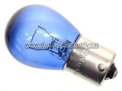 www.autotypautodily.cz Žárovka 12V P21W 21W Ba15s BLUE COMPASS