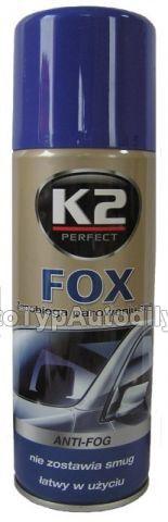 www.autotypautodily.cz K2 FOX 200 ml - přípravek proti mlžení oken K2 - PL