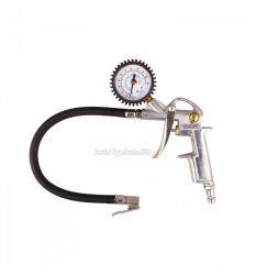 Zvětšit fotografii - Pistole na huštění pneu s manometrem 4CARS