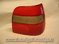 Sklo zadního světla Škoda Felicia pravé : 118-924261