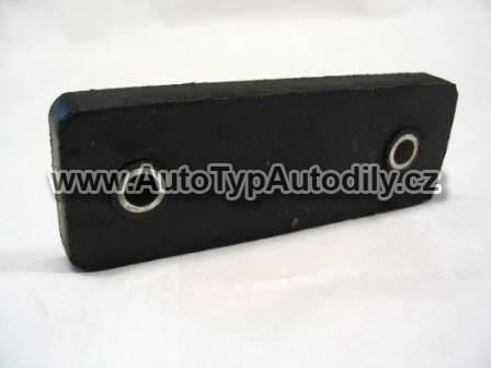 www.autotypautodily.cz Silentblok výfuku pásek Trabant HU