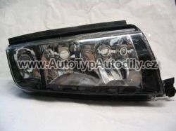 Zvětšit fotografii - Světlo přední Škoda Fabia pravé  černý okraj DIAMOND CN : 6Y1941016P