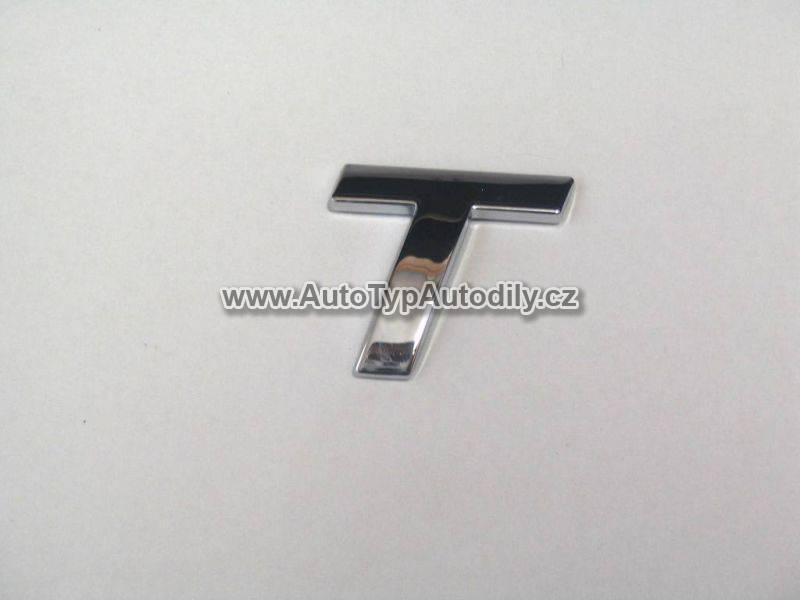 www.autotypautodily.cz Znak písmeno T