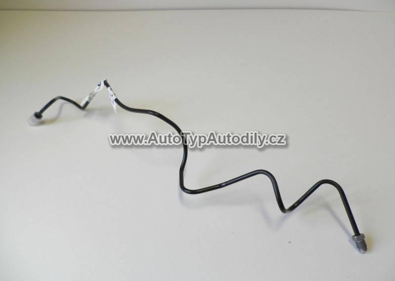 www.autotypautodily.cz Trubka brzdová ŠKODA OCTAVIA / ROOMSTER zadní pravá pro bubnovou brzdu : 1J0-611764E CZ