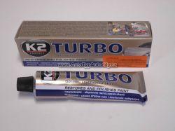 TURBO- čistící a leštící autokrém na starší a zašedlé laky 120g: K021 K2 - PL