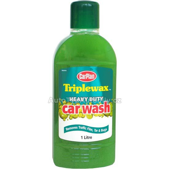 www.autotypautodily.cz Šampon Triplewax 1l na těžko odstranitelné nečistoty: 326497 CARPLAN