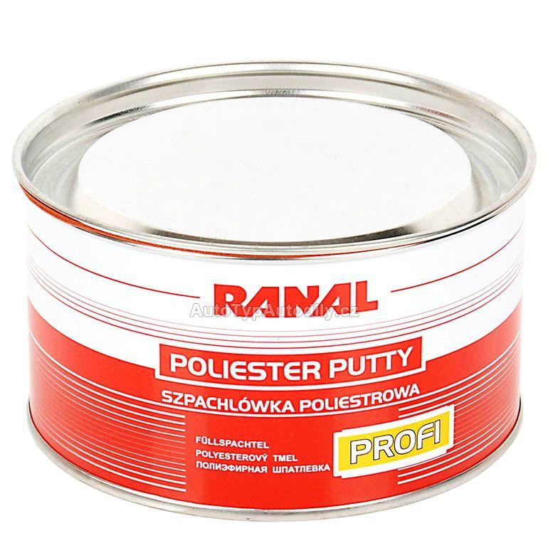 www.autotypautodily.cz Tmel karosářský PROFI 1,9kg RANAL