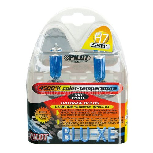 www.autotypautodily.cz Box žárovek H7 BLUE-XENON Lampa - IT - 58186