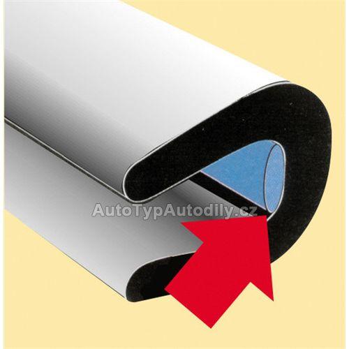 Chránič dveří chromový 2x65cm - 20862 Lampa - IT