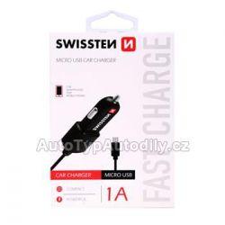Nabíječka telefonu SWISSTEN 1A micro USB - 20111100