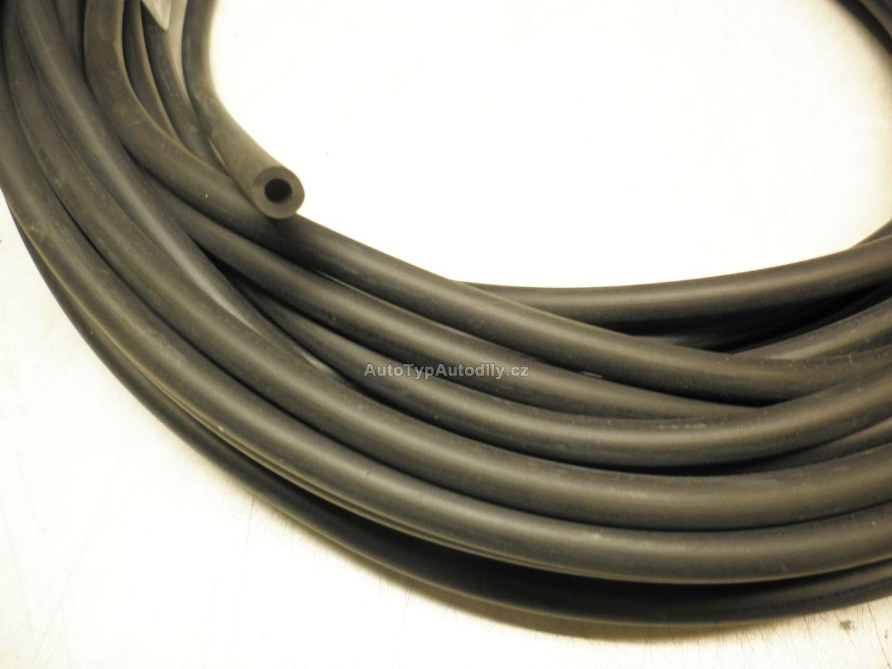 Hadička ostřikovače gumová černá gumová 3,5x7mm : 930403242 CZ