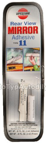Lepidlo na instalaci držáku zpětného zrcátka Versachem