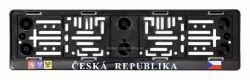 Podložka pod značku  ČESKÁ REPUBLIKA - vlajky