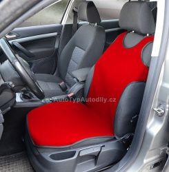 www.autotypautodily.cz Potah sedadla TRIKO SOFT přední 1ks červená COMPASS
