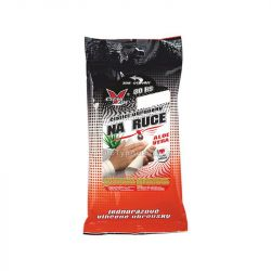 Ubrousek- čistič rukou, Aloe Vera, 30ks