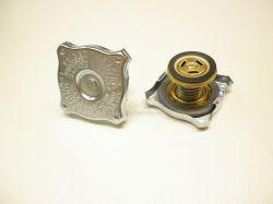 Víčko vyrovnávaci nádobky chladící kapaliny Škoda 105,120 SK : 113-614030
