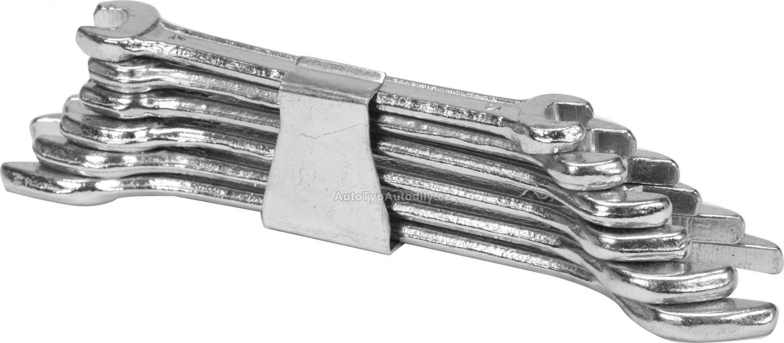 Sada klíčů očkoplochých 8 ks 6 - 22 mm CN
