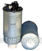 Filtr paliva Škoda Fabia 1,4D/1,9D ALCO SP-1255: 6Q0-127401B ALCO FILTERS